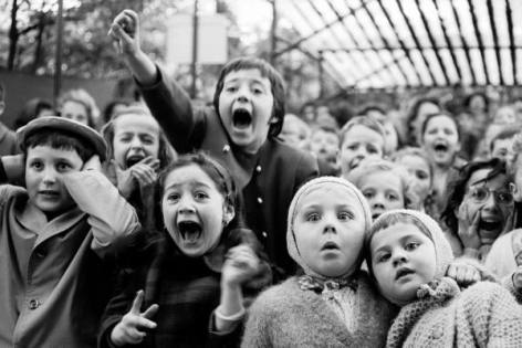 children screaming